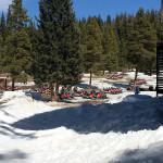 Snowmobile rental - closed for season