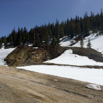 Leadville mining - driving trip