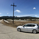 Near Leadville, CO panoramic