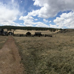 Hornbek Homestead panoramic